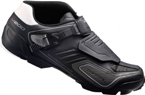 Shimano M200 SPD Off Road Shoes Black